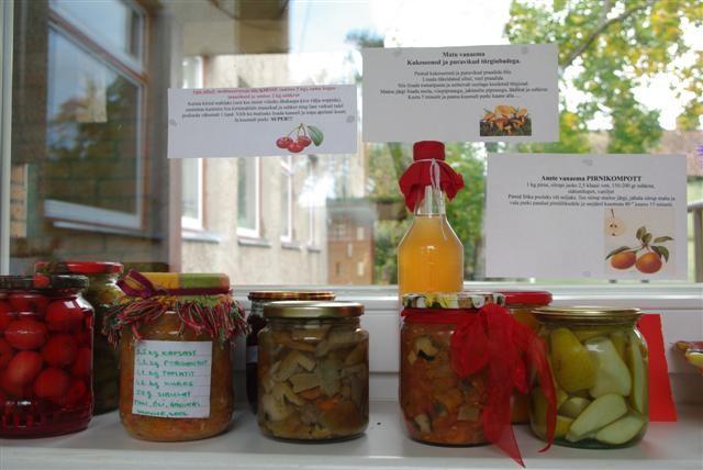 Näitus: Sügis täidab Mihkli keldri