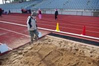 Kooliminejate spordipäev linna staadionil