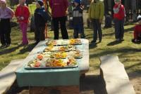 Piknik tervislike suupistetega