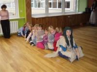 Vetevanade lood 5-7 aastastele lastele 5.r ja 6.r Sõlekese lasteaias
