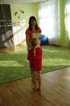 Kooliminejate sportlik sõprukohtumine Okasroosikese lastega