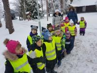 """Pähni loodusprogramm """"Jäljed lumel""""  18.01. 2017 2.r ja 7.r"""