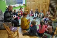 Ettelugemise päev- külas Võru Linnateatri näitlejad 15.10.2012