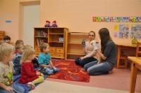 VKLG lapsed jutustavad rühmades lugusid 13.11.2012