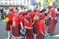 Laste kontsert linna sünnipäeval 21.08.2012
