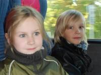 Otsi Otti maastikumäng Sõmerpalu lasteaias 4.r ja 12.r 21.09.2012