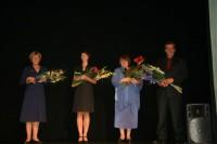 Pedagoogide pidulik vastuvõtt Kultuurmajas Kannel 4.10.2012