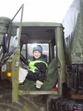 9.r lapsed külastasid Kaitseliidu Võrumaa malevat 7.11.2012