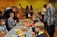 7.r jõulupidu ja järgmise päeva hommik lasteaias 19.-20.12.2013
