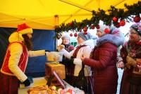 Võru linna jõululaat ja talvine tantsupäev 8.12.2019