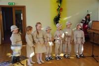 Võrukeelepäev Punamütsikese lasteaias 6.r  15.03.2012