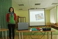Vabatahtlik Malena tutvustab Saksamaad 09.04.2012