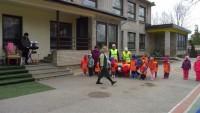Mänguhommik Okasroosikese lasteaias 5-6 aastastele lastele 26.04.2013