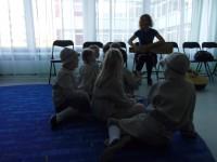 Emakeelepäev Punamütsikese lasteaias 12.03.2014