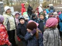 """Terviseüritus """"Süda rõõmustab"""" kooliminejatele Rõuge lasteaias 18.04.2012"""