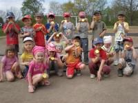 Lasteaia spordipäev 12.05.2011 (12.r, 4.r, 6.r ja 5.r)