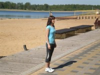 Spordipäev promenaadil 2.r, 5.r, 7.r ja 12.r 23.05.2012