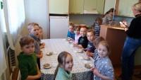 Vana-Võromaa Kultuurikoda, haridusprogrammi Leivategu, 7. rühm 25.10.2017